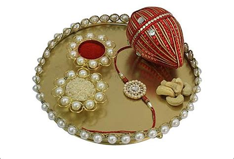 decorative aarti thali online rakhi thali decoration ideas 7 easy ways to decorate thali