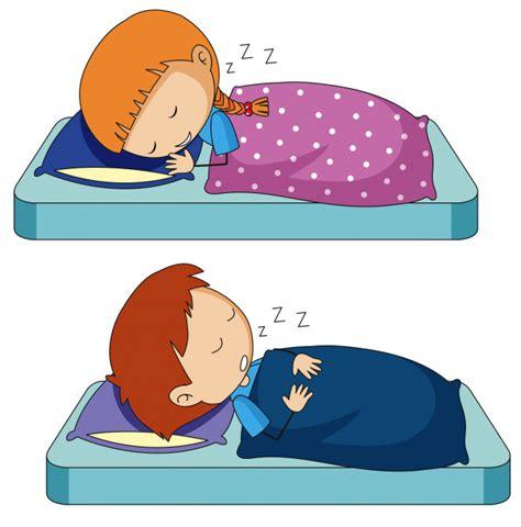ragazze sul letto ragazzo e ragazza dormono sul letto scaricare