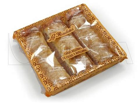 Modified Atmosphere Packaging Of Bread Products by Filled Pastry Rolls Packaging In Flow Pack Wrapper