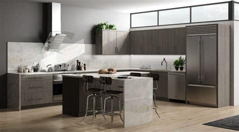 Italian Kitchen Silver by Matrix Cnc