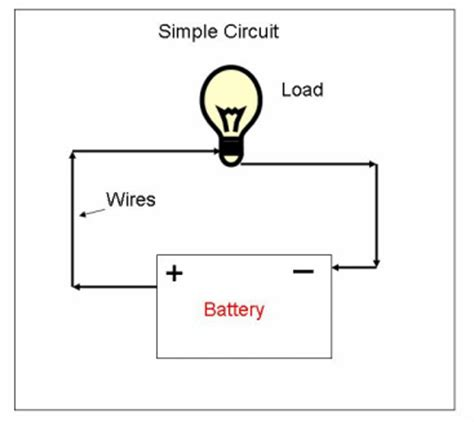 basic circuits for image gallery simple circuit