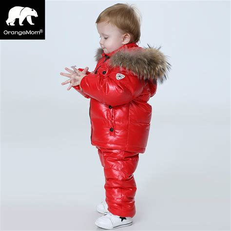 30 degree russia winter children s clothing clothes