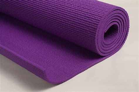 Mat 6mm Matras 6mm Free Bag purple mat 6mm thick 183cm x 61cm free bag