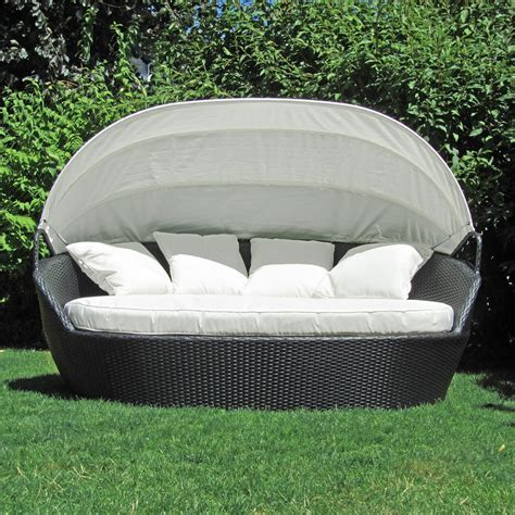 sonneninsel garten sonneninsel polyrattan garten lounge chill out sofa mit