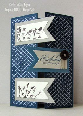 Handmade Mens Birthday Cards - masculine cards crafting and sts on