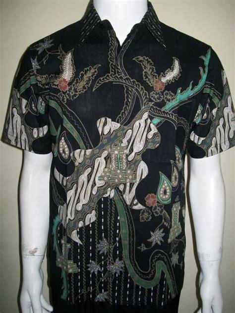 Baju Gaul Remaja baju batik remaja pria modern warna hitam keren unik dan gaul ld710t s toko batik 2018