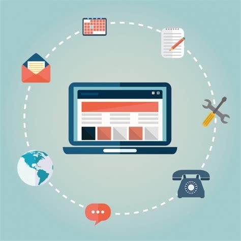 scaricare web gratis elementi di una pagina web scaricare vettori gratis