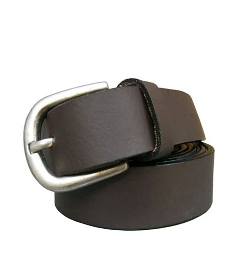 S W A T Leather Grey kritika s world grey leather s belt pack of one