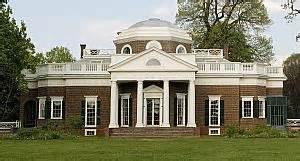 jeffersons home monticello jefferson home classic architecture