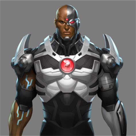 images of cyborg cyborg character comic vine