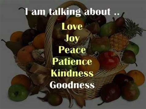 fruit of the spirit song fruit of the spirit song praise songs