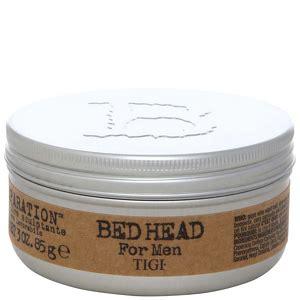 tigi bed head b for men matte separation workable wax tigi bed head for men styling matte separation workable wax 85g haircare