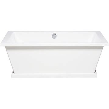 americh bathtub reviews americh asra 6636 freestanding tub 66 quot x 36 quot x 22