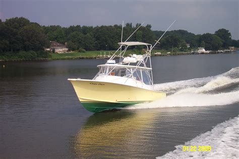 30 to 36 single diesel sportfish the hull truth - Single Engine Diesel Sport Fishing Boats For Sale