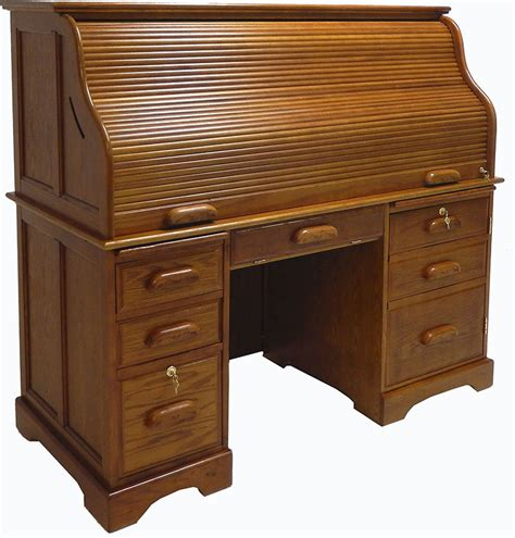 roll top computer desk oak roll top computer desk in stock