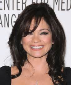 how to get valerie bertinelli current hairstyle hairstyles women over 40 thin hair diamond shape face