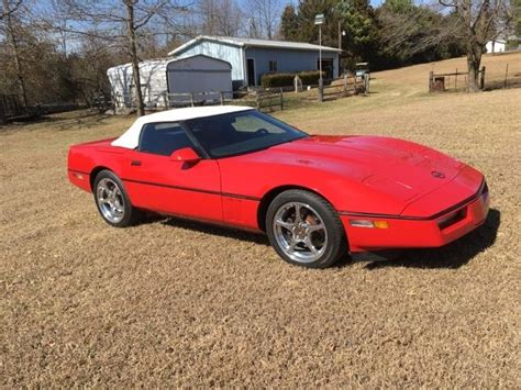 how things work cars 1988 chevrolet corvette electronic valve timing 1988 corvette convertible bright red c4 automatic