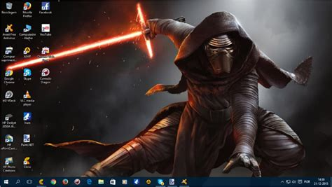 theme windows 10 star wars 7 star wars the force awakens free windows 10 themes download