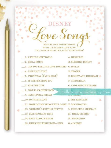 printable disney song lyrics quiz printable disney song lyrics quiz 10 printable bridal