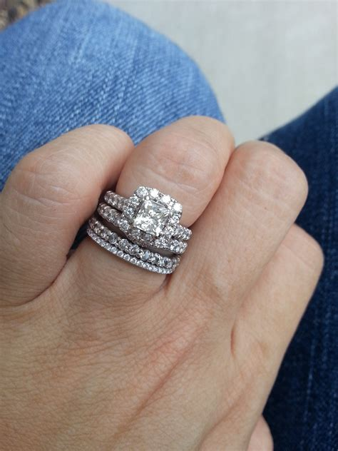 how do you your how do you wear your stacked rings