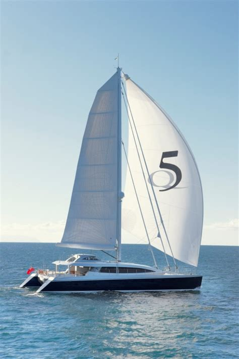 catamaran quintessential yachting developments deliver the 100ft catamaran yacht q5