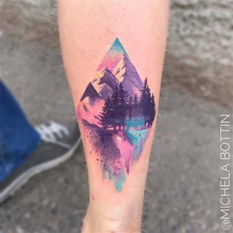 beautiful mountain tattoo best tattoo ideas gallery