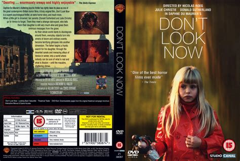 Don T Look The Bed Dvd by Covers Box Sk Don T Look Now 1973 High