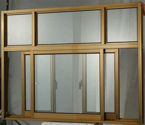 Door Glass by Aluminum Sliding Window Aluminum Window Door