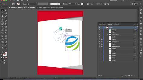 tutorial letterhead design adobe illustrator