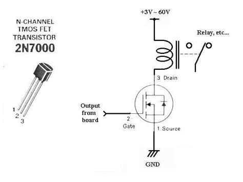 equivalent transistor of c828 equivalent transistor of 2n7000 28 images 2n7000 mosfet n channel 60v 0 2a 2n7000 pdf