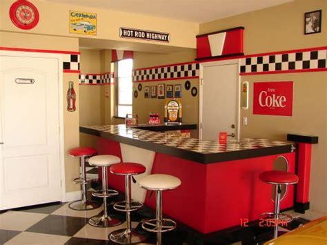 Retro Garage Ideas by Garage Bar Ideas 50 S Garage Garage Designs