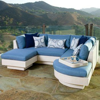 outdoor sofa set costco costco portofino comfort moda 4 woven daybed