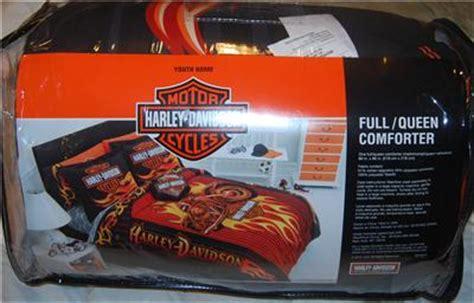 harley davidson queen comforter set harley davidson full queen comforter sheet set new 1st ebay