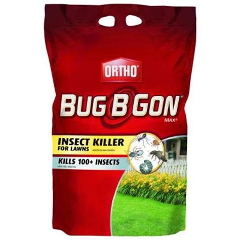 ortho bug b gon max 20 lb insect killer for lawns 0167324