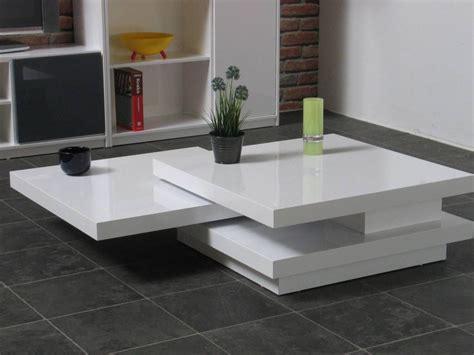 Ikea Salontafel Wit Hoogglans by Salontafel Ice Wit Hoogglans Design Met Beweegbare Bladen