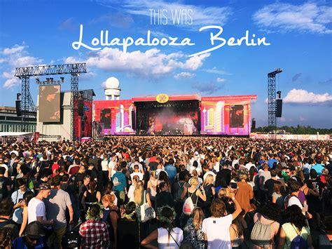 wann war die erste fußballweltmeisterschaft so war das erste lollapalooza berlin 2015