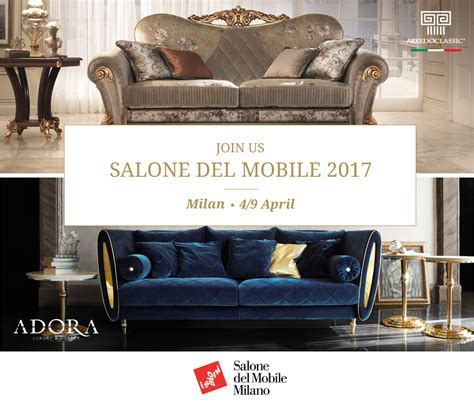 Salone Mobile 2017 by Arredoclassic At Salone Mobile 2017