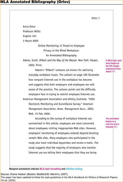 apa format letter sle annotated bibliography template apa format cover letter
