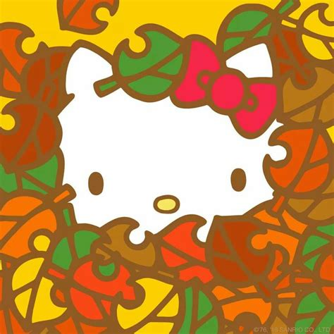 hello kitty autumn wallpaper 2201 best hello kitty stuff images on pinterest hello