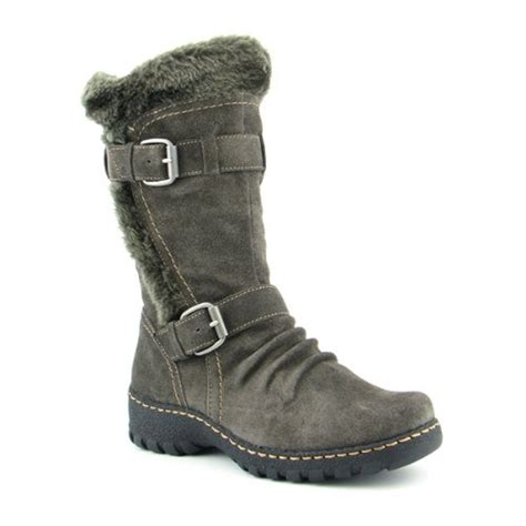 beartrap boots trap shoes bare traps brandlee grey suede