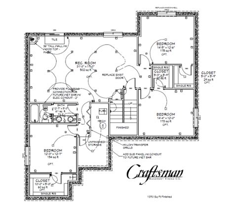 finish floor plan basement finishing cost how much does it cost to finish a