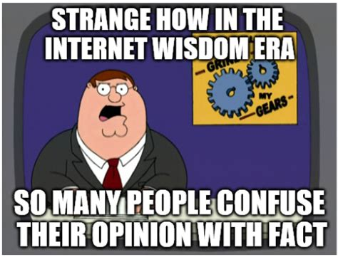Daily Meme - daily meme opinion or fact
