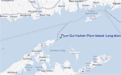 plum gut harbor plum island long island sound new york