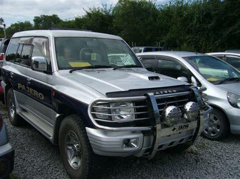 Used 1998 Mitsubishi Pajero Photos 2800cc Diesel