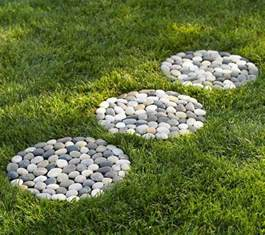 Landscaping stepping stones awesome landscape stepping stones