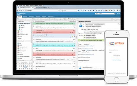 themes zimbra desktop intalio zimbra open source szkolenia wdrożenia