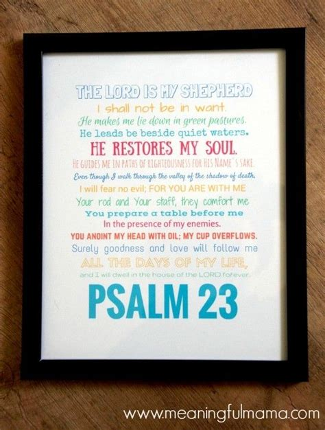 psalm   printable psalm  sunday school coloring