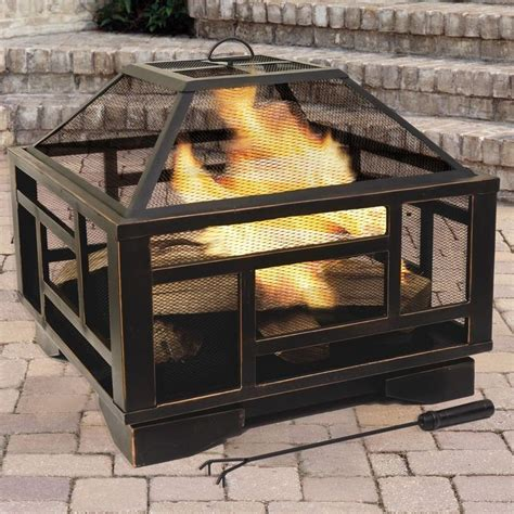 wood burning firepit 17 best ideas about wood burning pit on