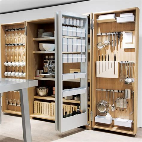 Small Kitchen Storage Cabinet Enchanting Creative Kitchen Cabinet Door Ideas Also Idea Gallery Ideas For The Home
