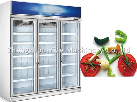 Used Display Cabinets With Glass Doors Upright Freezer With Glass Door Used Glass Door Freezer
